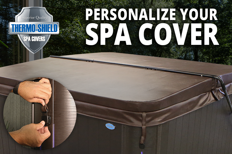 Thermo Shield - Custom Spa Covers