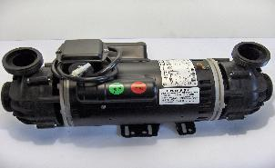 Spa pump 4 hp 2 speed 48 frame dually 230 volts 60 hz for Cal spa dually pump motor