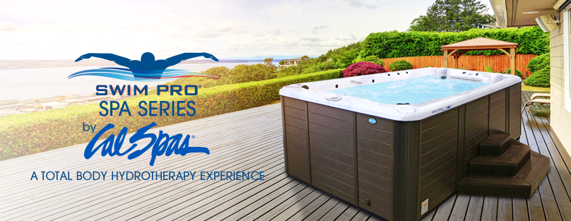 Cal Spas - luxurious spas and hot tubs