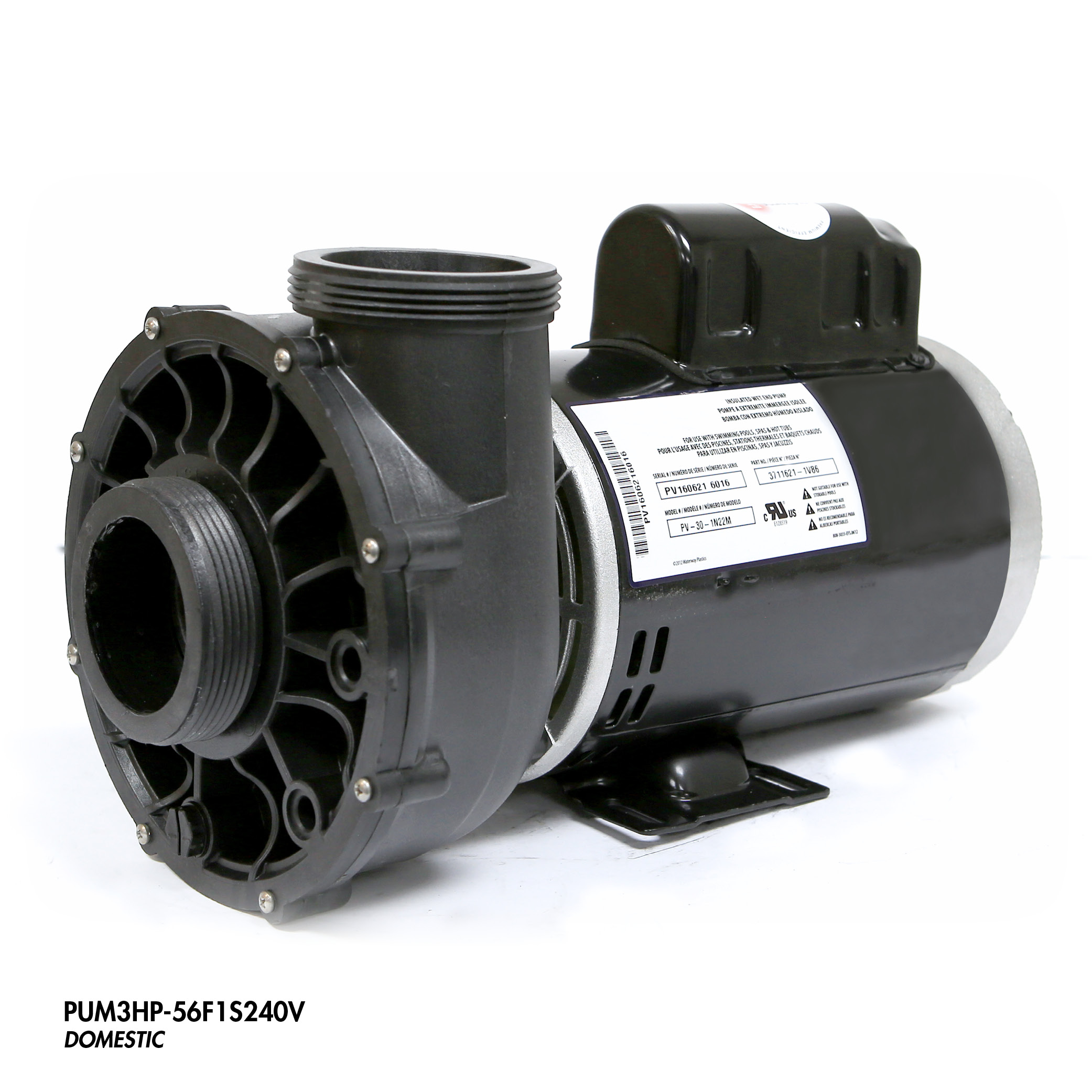 PUM3HP 56F1S240V wiring a two speed spa pump and installation 49 youtube magnetek,Waterway 56 Pump Wiring Diagram