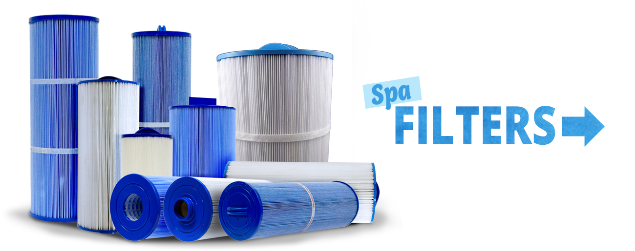 Save Up to 20% Off on Hot Tub Filters